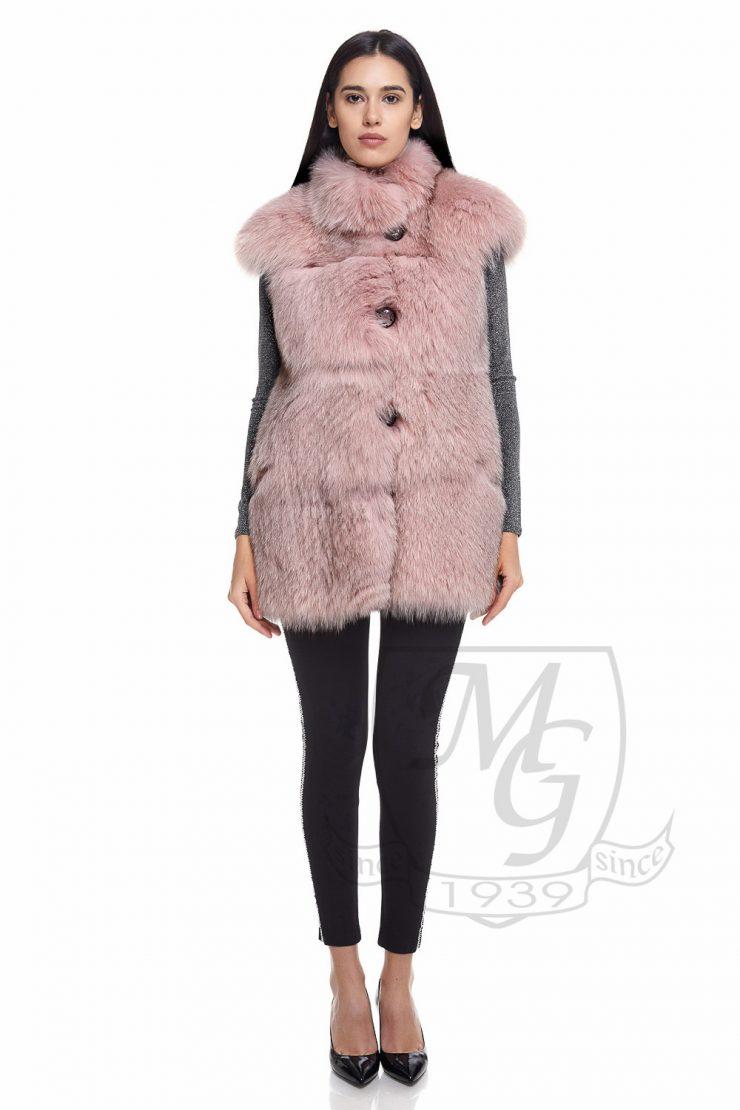 Vesta vulpe polara rose quartz